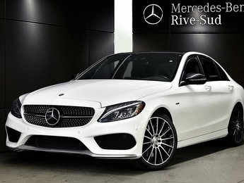 2016 Mercedes-Benz C-Class C450 4MATIC, SIEGES AMG, TRIM CARBONE