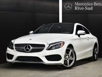 2017 Mercedes-Benz C-Class C300 4MATIC, NAVIGATION + PARKTRONIC