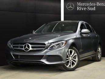 2017 Mercedes-Benz C-Class C300 4MATIC, TOIT PANORAMIQUE, NAVIGATION