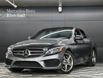 2018 Mercedes-Benz C-Class C300 4MATIC, ENSEMBLE SPORT/ SPORTS PACKAGE