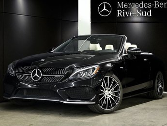2017 Mercedes-Benz C43 AMG Convertible, Camera 360