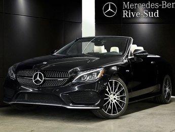 2017 Mercedes-Benz C43 AMG C43 AMG 4MATIC Cabriolet, NAVIGATION