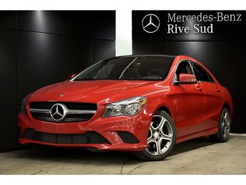 2014 Mercedes-Benz CLA-Class CLA250 4MATIC, Toit Panoramique, Camera de recul