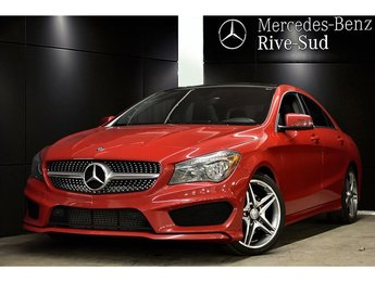 2014 Mercedes-Benz CLA-Class CLA250, TOIT PANORAMIQUE,CAMERA DE RECUL