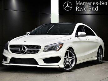 2014 Mercedes-Benz CLA-Class CLA250 4MATIC, NAVIGATION, SPORT PACKAGE