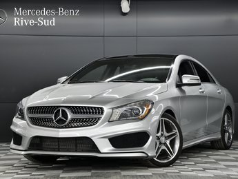 2015 Mercedes-Benz CLA-Class 250 4MATIC, ENSEMBLE SPORT/SPORTS PACKAGE