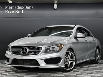 2015 Mercedes-Benz CLA-Class 250 4MATIC COUPE, ENSEMBLE SPORT/ SPORTS PACKAGE