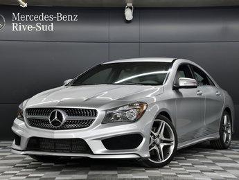 2015 Mercedes-Benz CLA-Class 250 4MATIC, ENSEMBLE SPORT/ SPORTS PACKAGE