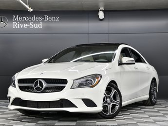 2015 Mercedes-Benz CLA-Class 250 4MATIC, TOIT PANORAMIQUE