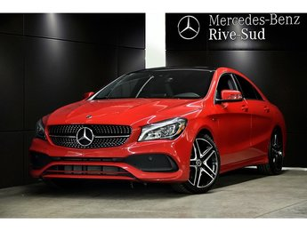 2018 Mercedes-Benz CLA-Class CLA250 4MATIC, TOIT PANORAMIQUE, Car-PLAY