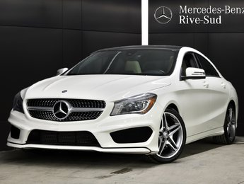 2015 Mercedes-Benz CLA250 4MATIC, TOIT PANORAMIQUE, NAVIGATION