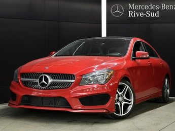 2016 Mercedes-Benz CLA250 4MATIC, TOIT PANORAMIQUE, NAVIGATION
