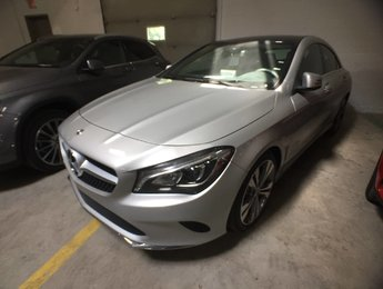2019 Mercedes-Benz CLA250 Coupe