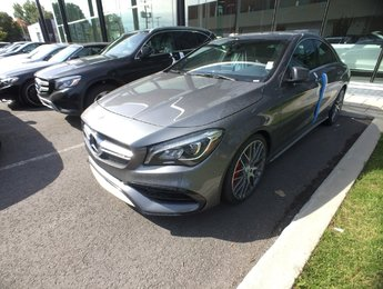2019 Mercedes-Benz CLA45 AMG 4MATIC Coupe