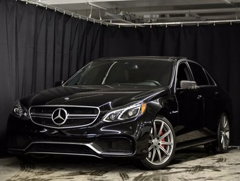 2014 Mercedes-Benz E-Class E63 AMG S-Model 4MATIC