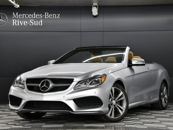 2014 Mercedes-Benz E-Class E350 CABRIOLET, KEYLESS GO