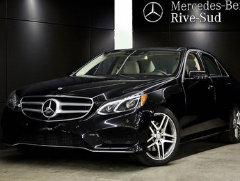2015 Mercedes-Benz E-Class E250 BlueTEC,DISTRONIC PLUS, Toit Panoramique
