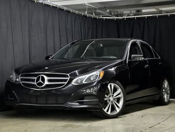 2015 Mercedes-Benz E-Class E250 BLUETEC, NAVIGATION, TOIT PANORAMIQUE