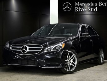 2015 Mercedes-Benz E-Class E250 BlueTEC 4MATIC,Camera 360,TOIT PANORAMIQUE