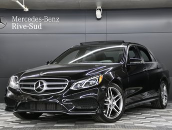 2016 Mercedes-Benz E-Class E250 BlueTEC 4MATIC, TOIT PANORAMIQUE