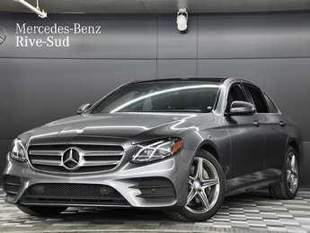 2017 Mercedes-Benz E-Class E300 4MATIC, TOIT PANORAMIQUE