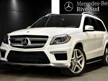 2016 Mercedes-Benz GL-Class GL550 4MATIC, ADVANCE DRIVING PKG, DESIGNO PKG