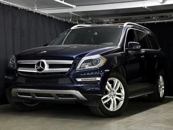 2016 Mercedes-Benz GL-Class GL350 BlueTEC 4MATIC, TOIT PANORAMIQUE, NAVIGATION