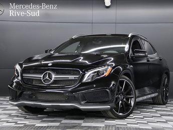 2016 Mercedes-Benz GLA 45 AMG 4MATIC SUV, TOIT PANO, NAVIGATION