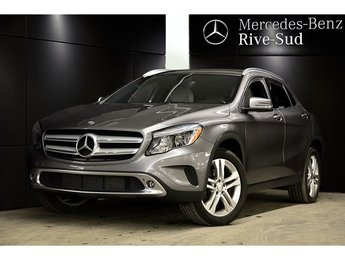 2015 Mercedes-Benz GLA-Class GLA250 4MATIC, CUIR, BLUETOOTH, 0.9%