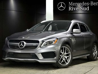 2015 Mercedes-Benz GLA-Class 45 AMG 4MATIC, TOIT PANORAMIQUE, NAVIGATION