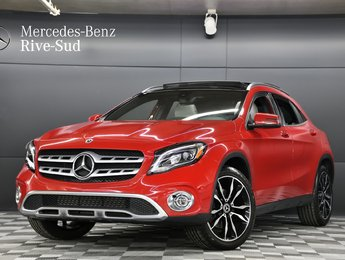 2018 Mercedes-Benz GLA-Class 4MATIC, TOIT PANORAMIQUE