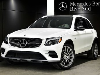 2017 Mercedes-Benz GLC-Class GLC43 4MATIC, TOIT PANORAMIQUE, NAVIGATION