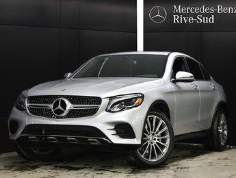 2017 Mercedes-Benz GLC-Class 4MATIC COUPE, NAVIGATION