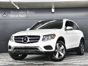 2017 Mercedes-Benz GLC300 4MATIC, TOIT PANORAMIQUE