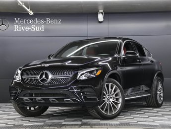 2018 Mercedes-Benz GLC300 4MATIC COUPE, ENSEMBLE SPORT