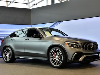 2019 Mercedes-Benz GLC63 AMG S 4MATIC+ Coupe