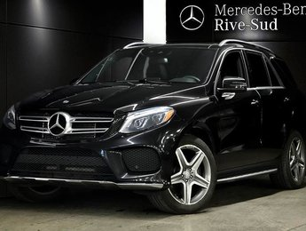 2016 Mercedes-Benz GLE-Class 350d 4MATIC, NAVIGATION, LED INTELLIGENT
