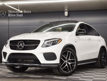 2016 Mercedes-Benz GLE-Class 450 AMG 4MATIC COUPE