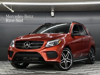 2017 Mercedes-Benz GLE-Class 550 4MATIC SUV, ENSEMBLE NUIT/NIGHT PACKAGE