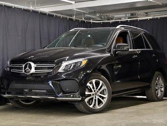 2018 Mercedes-Benz GLE-Class GLE 400