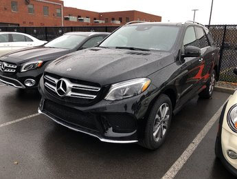 2019 Mercedes-Benz GLE400 4MATIC SUV
