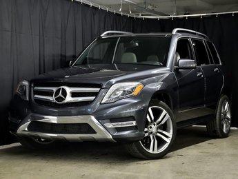 2015 Mercedes-Benz GLK-Class GLK250 BlueTEC 4MATIC