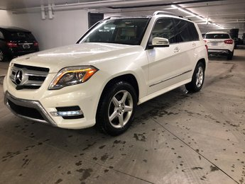 2015 Mercedes-Benz GLK-Class 250 BlueTEC 4MATIC, TOIT PANORAMIQUE