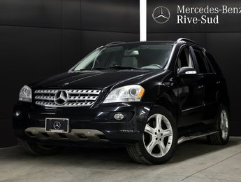 2008 Mercedes-Benz M-Class ML550 4MATIC, AIRMATIC, TOIT OUVRANT
