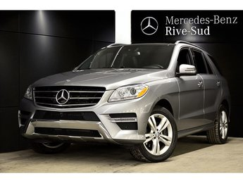 2015 Mercedes-Benz M-Class 350BlueTEC ,NAVIGATION,TOIT PANORAMIQUE