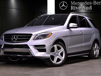 2015 Mercedes-Benz M-Class ML350 BlueTEC 4MATIC, AIRMATIC, NAVIGATION