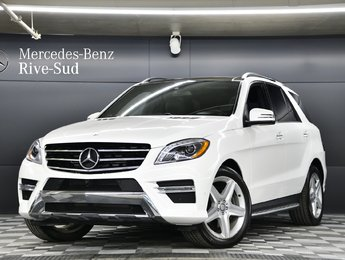 2015 Mercedes-Benz M-Class ML 350 BlueTEC 4MATIC, ENSEMBLE SPORT