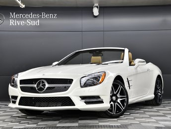 2016 Mercedes-Benz SL-Class SL550 ROADSTER, ENSEMBLE EXCLUSIF