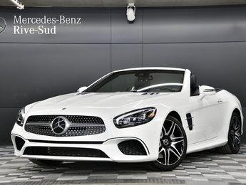 2018 Mercedes-Benz SL450 ROADSTER, ENSEMBLE HAUT DE GAMME