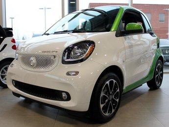 2017 smart Fortwo Electric drive cpé